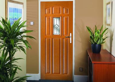 Composite 9 Oak. Platinum Simplicity Zinc